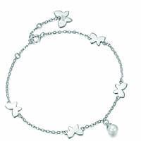 bracciale donna gioielli Melitea Farfalle MB157