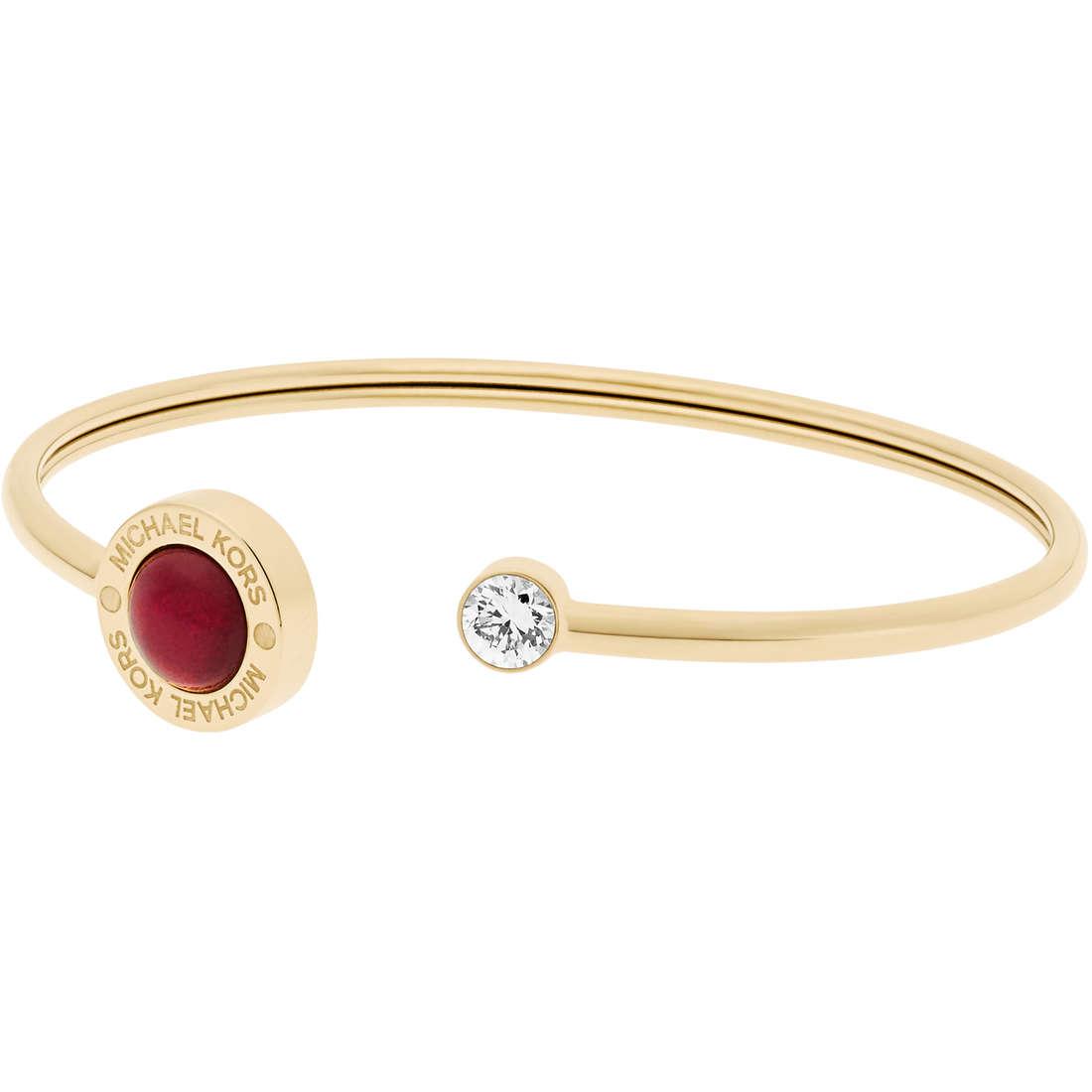 bracciale donna gioielli Michael Kors Logo MKJ6216710