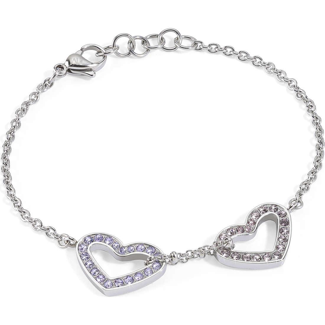 bracciale donna gioielli Morellato Abbraccio SABG11