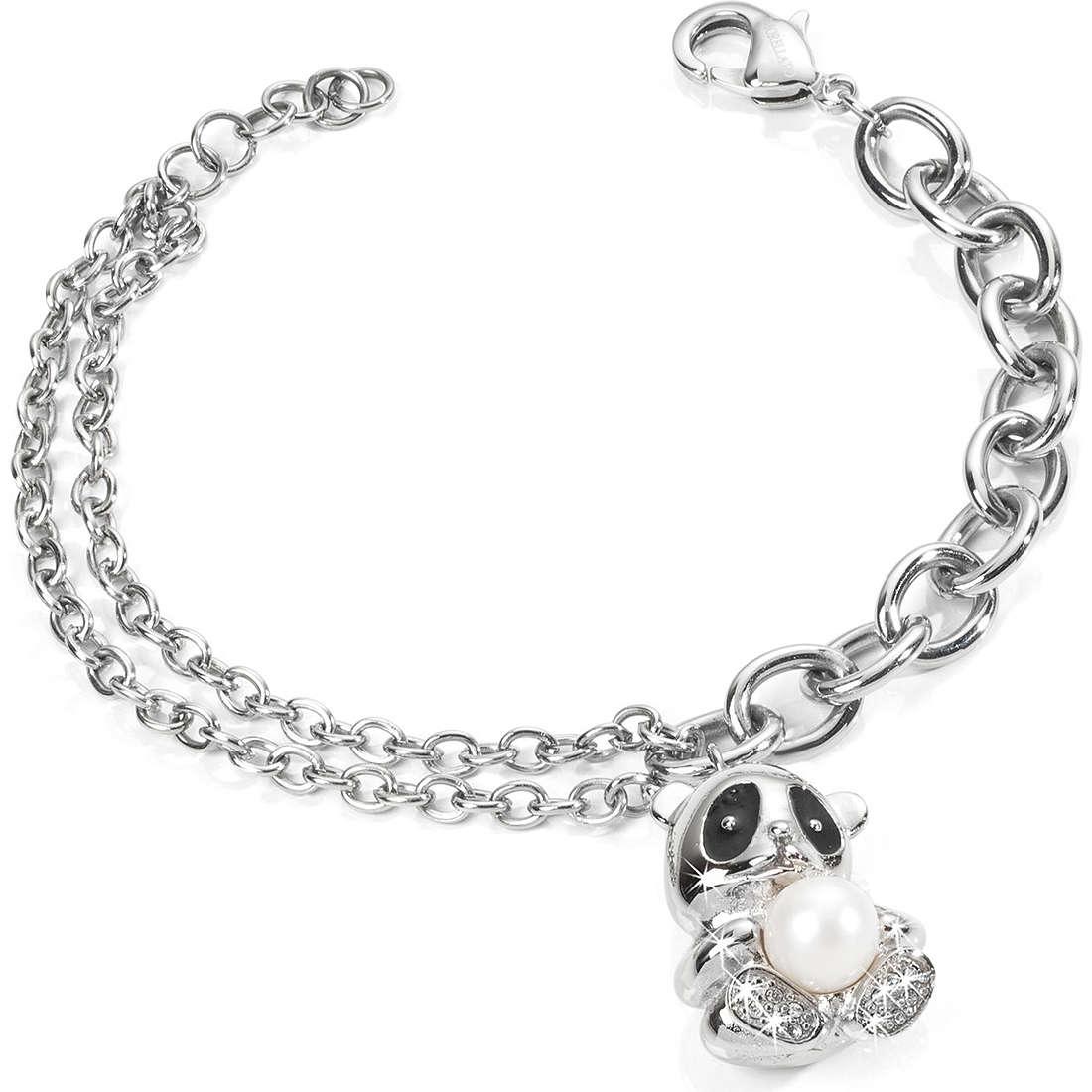 bracciale donna gioielli Morellato Animalia SKP16