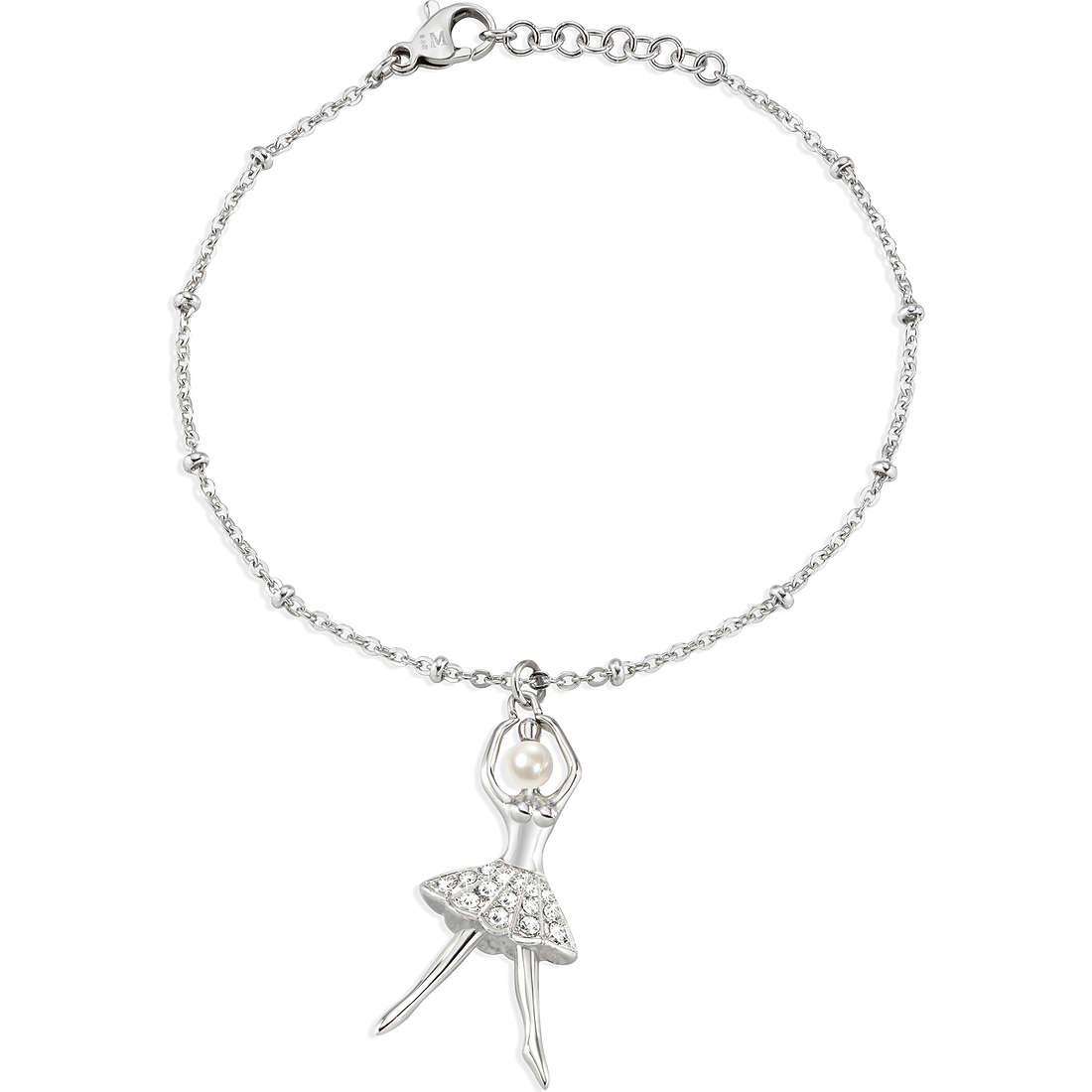 bracciale donna gioielli Morellato Ballerina SAFV03