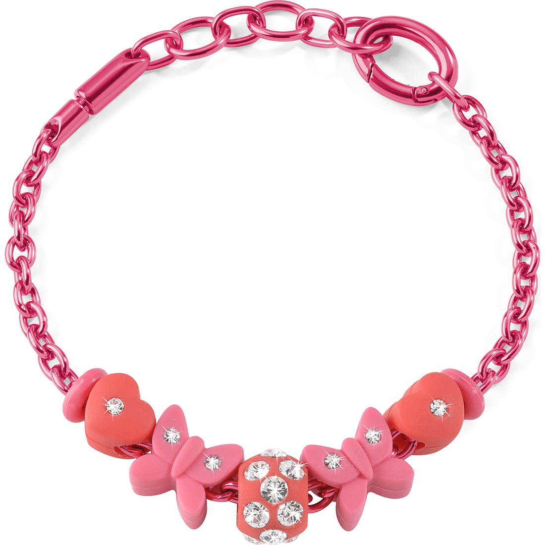 bracciale donna gioielli Morellato Colours SABZ208