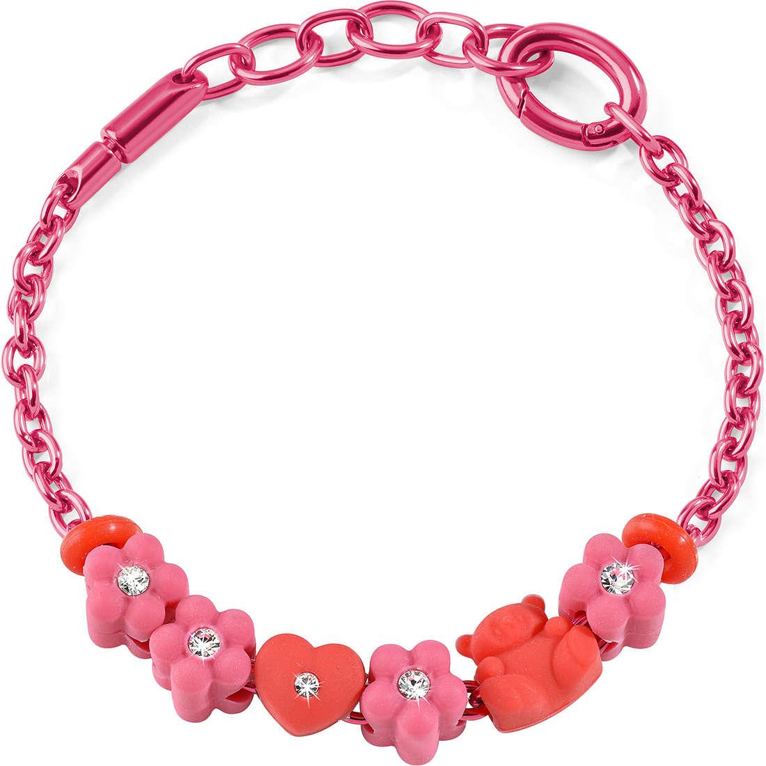 bracciale donna gioielli Morellato Colours SABZ210