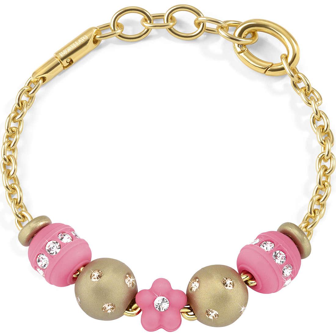 bracciale donna gioielli Morellato Colours SABZ370