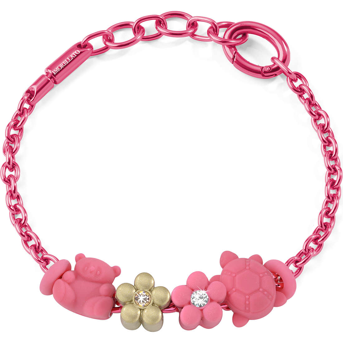 bracciale donna gioielli Morellato Colours SABZ375