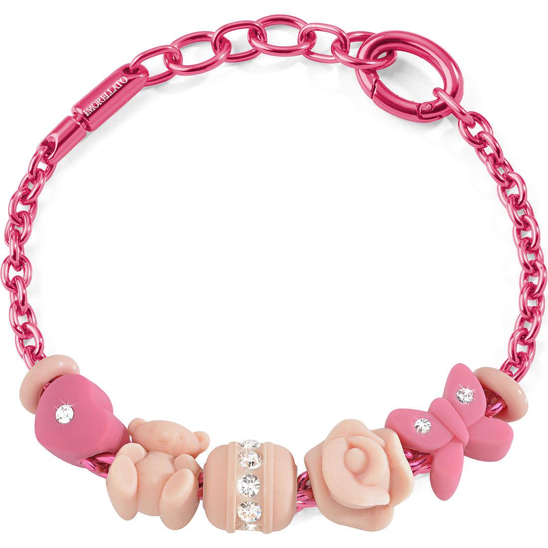 bracciale donna gioielli Morellato Colours SABZ377