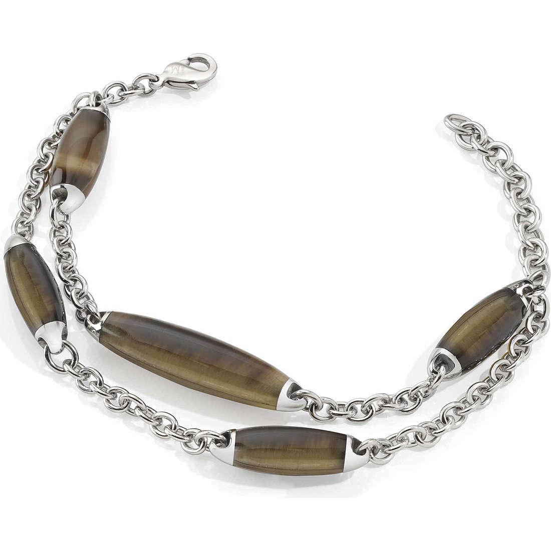 bracciale donna gioielli Morellato Corno SYU06
