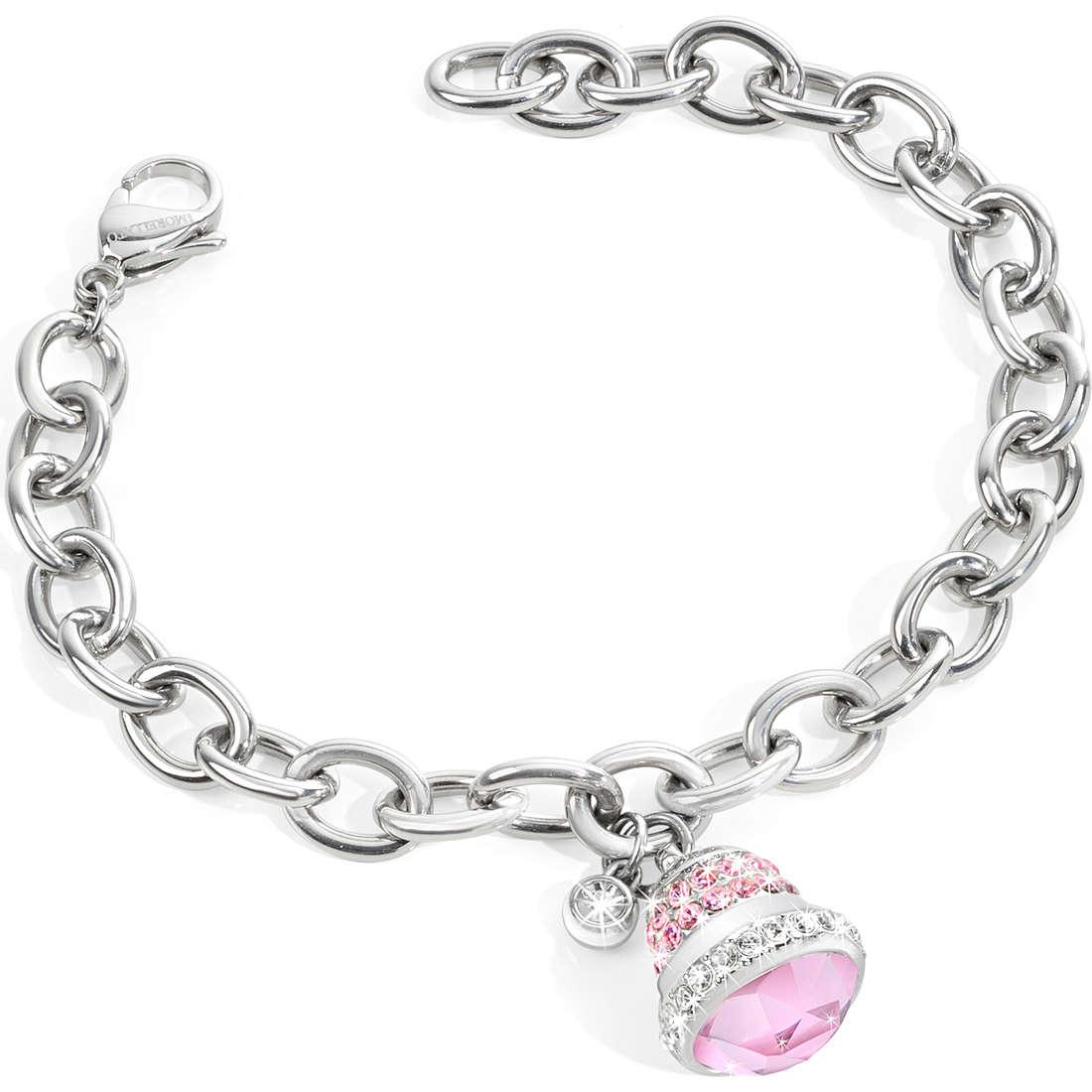bracciale donna gioielli Morellato Din Don STI06
