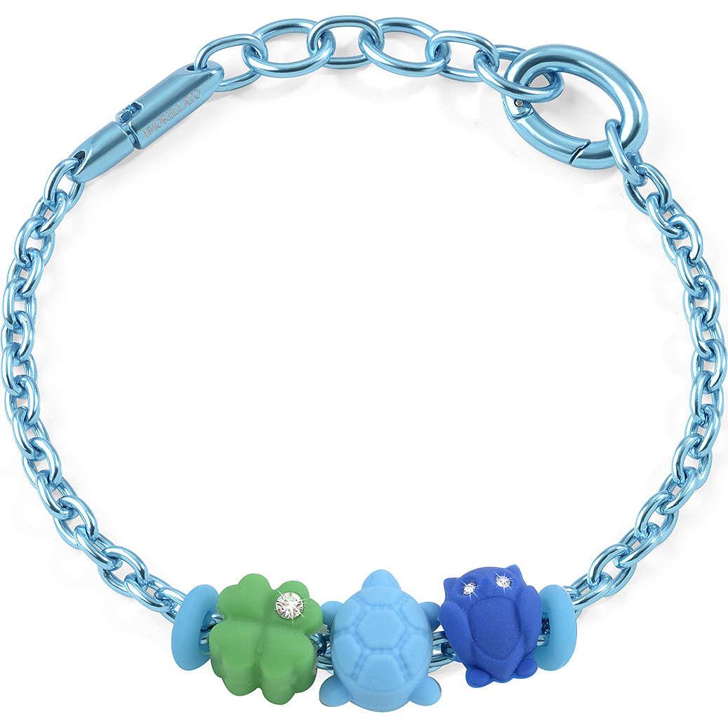 bracciale donna gioielli Morellato Drops Colours SABZ149