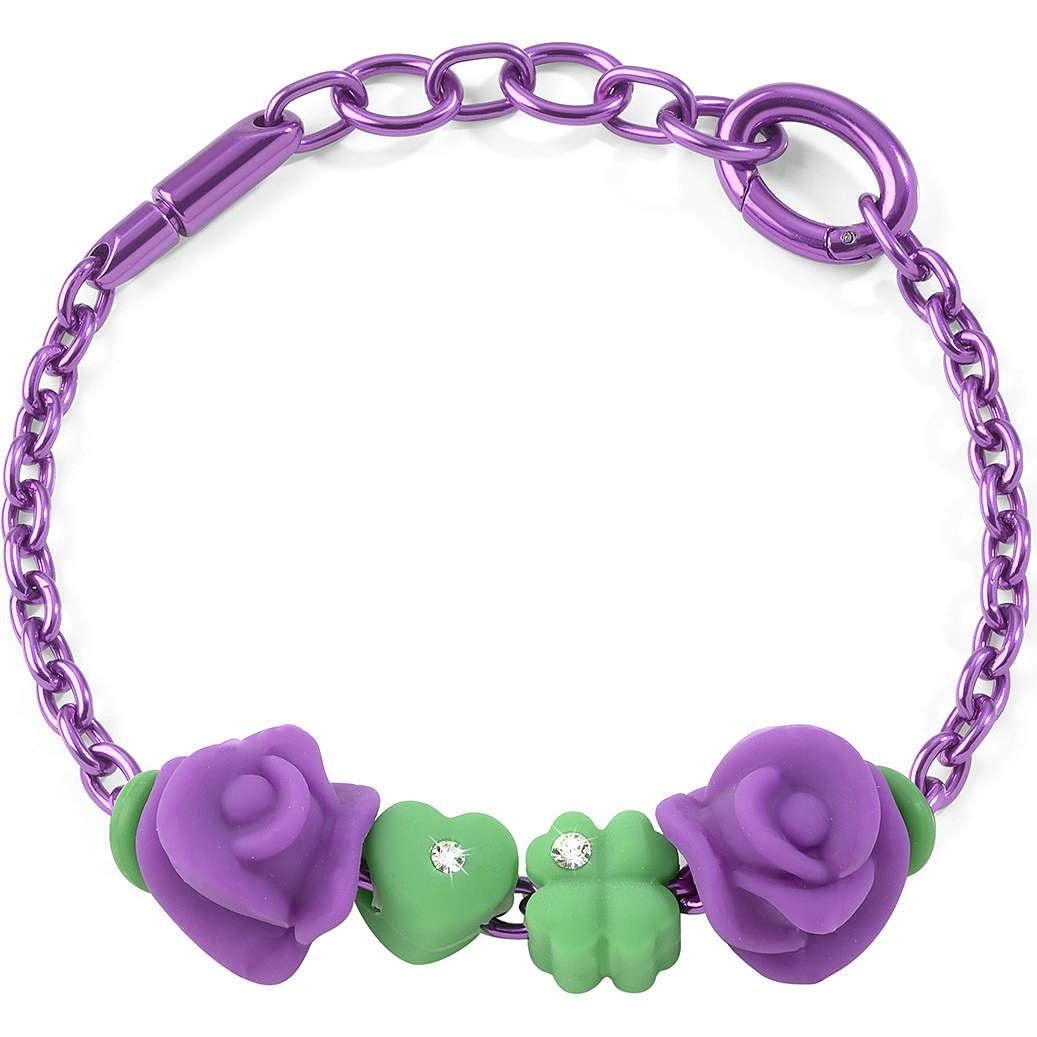 bracciale donna gioielli Morellato Drops Colours SABZ158