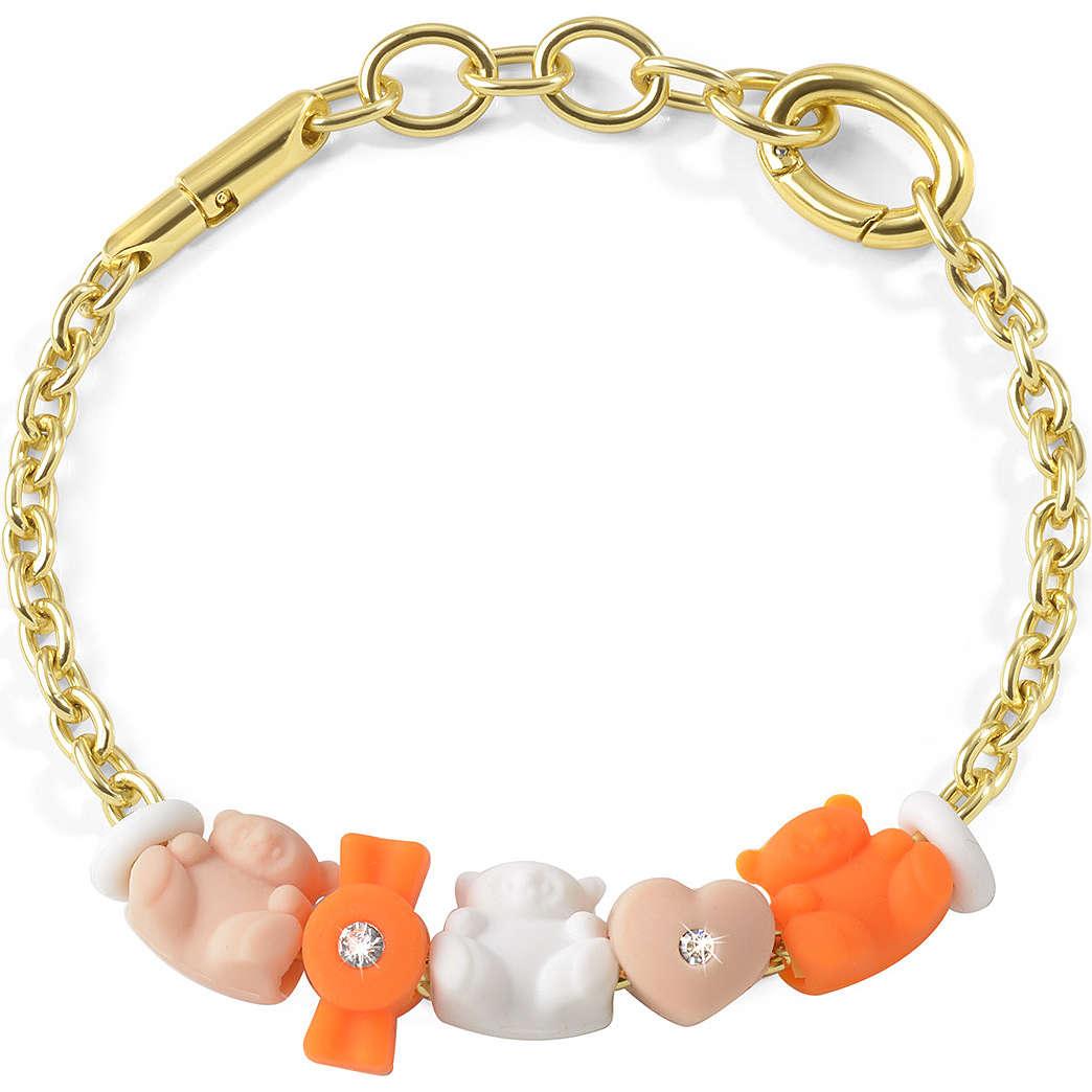 bracciale donna gioielli Morellato Drops Colours SABZ175