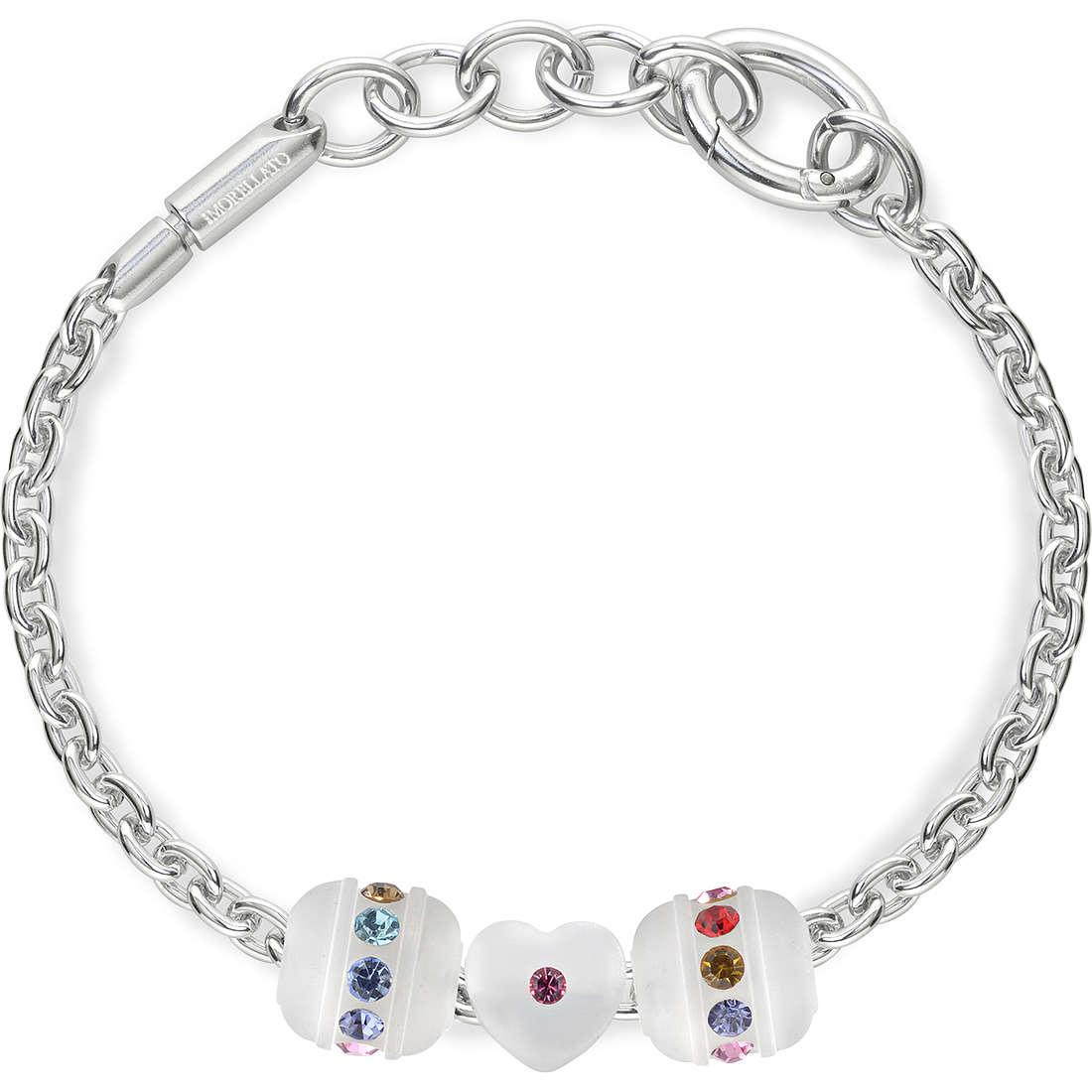 bracciale donna gioielli Morellato Drops Colours SABZ322
