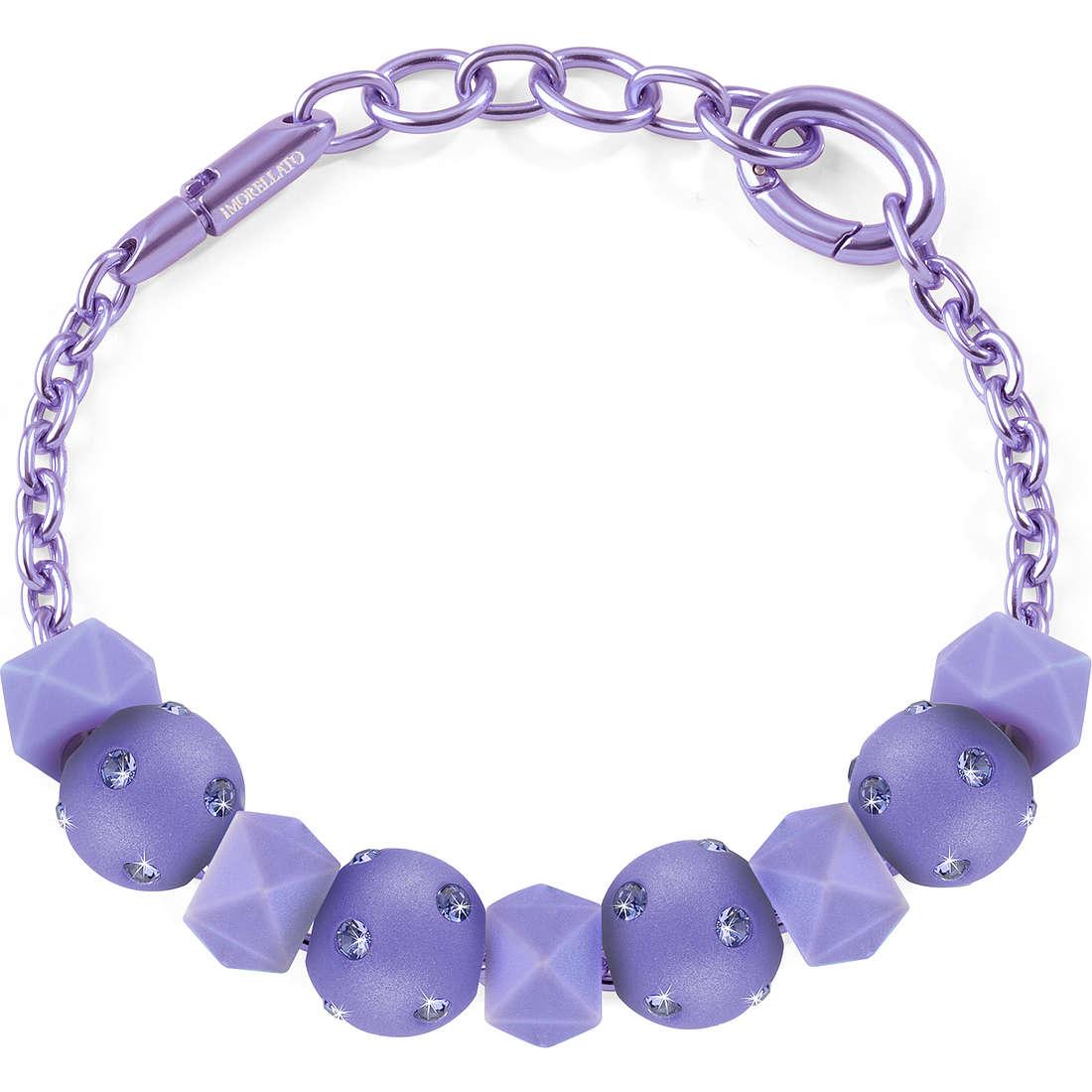 bracciale donna gioielli Morellato Drops Colours SABZ343