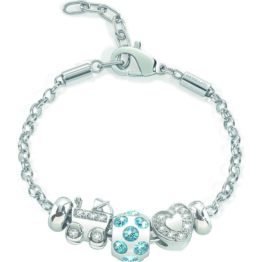 bracciale donna gioielli Morellato Drops SCZ146