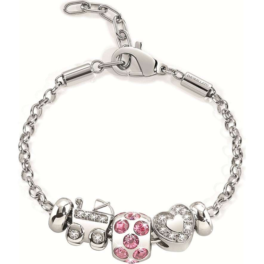 bracciale donna gioielli Morellato Drops SCZ147
