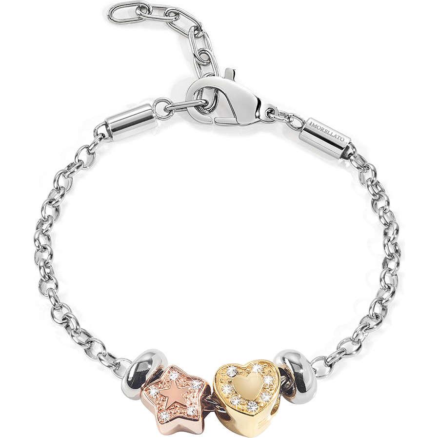 bracciale donna gioielli Morellato Drops SCZ372