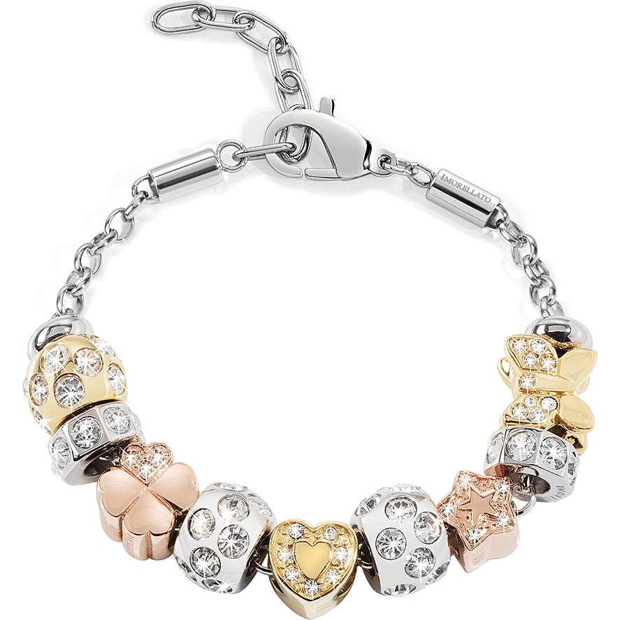 bracciale donna gioielli Morellato Drops SCZ405