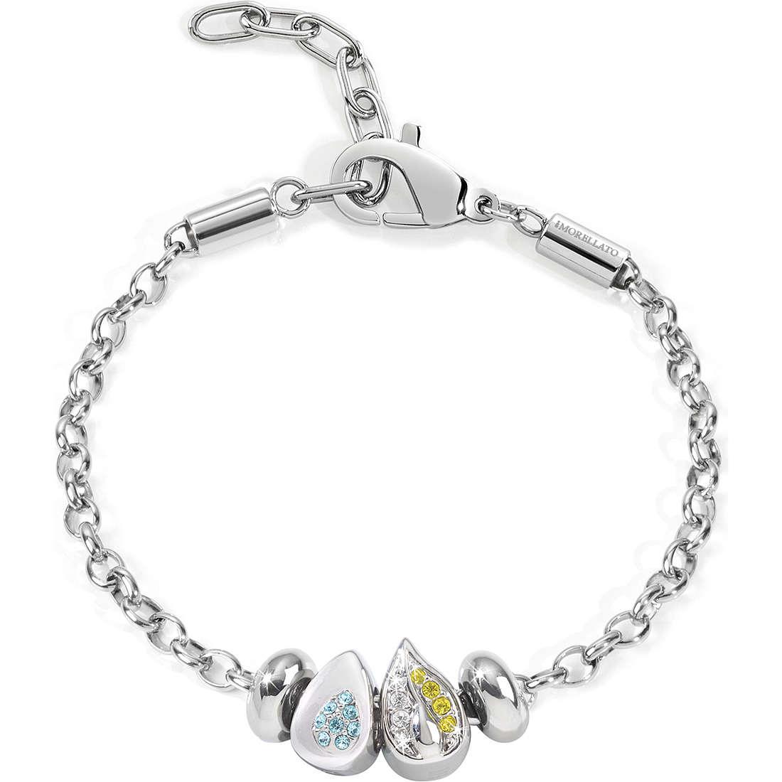 bracciale donna gioielli Morellato Drops SCZ471