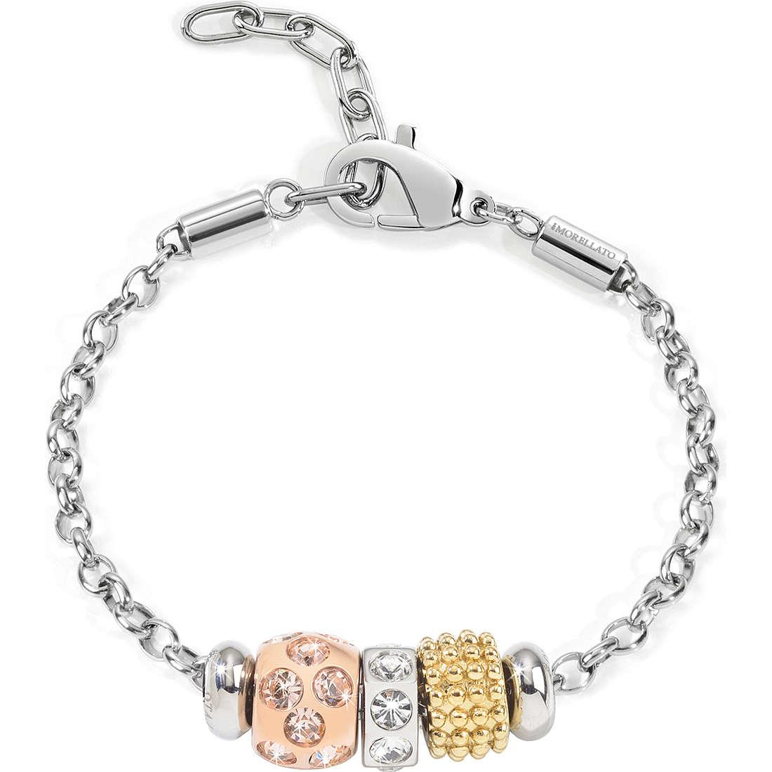 bracciale donna gioielli Morellato Drops SCZ474