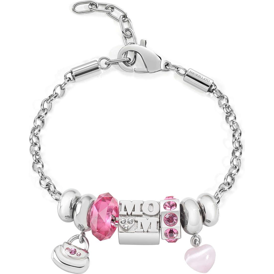 bracciale donna gioielli Morellato Drops SCZ502