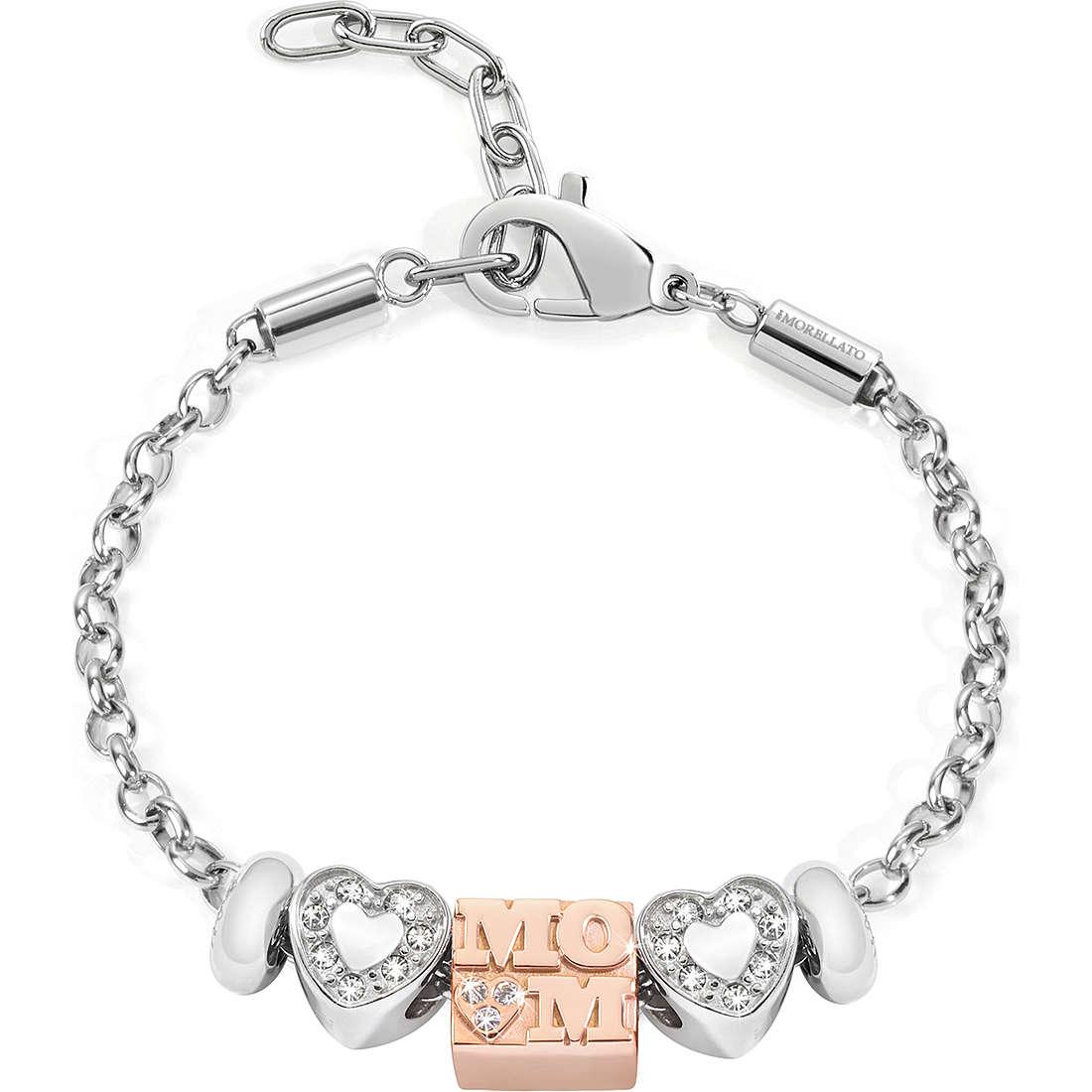 bracciale donna gioielli Morellato Drops SCZ503