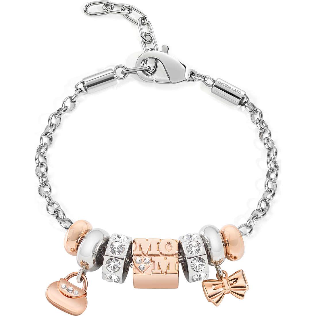bracciale donna gioielli Morellato Drops SCZ505