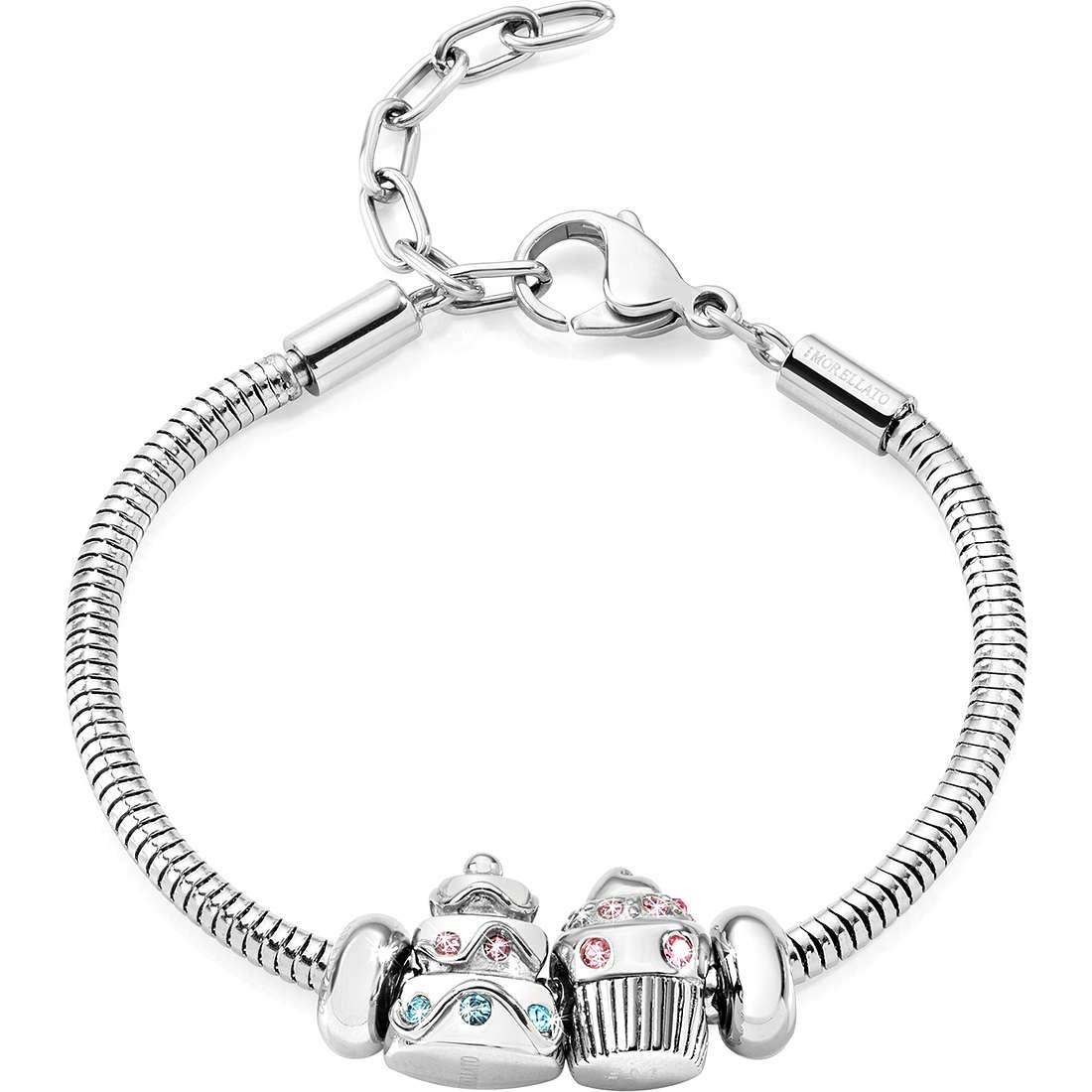 bracciale donna gioielli Morellato Drops SCZ531