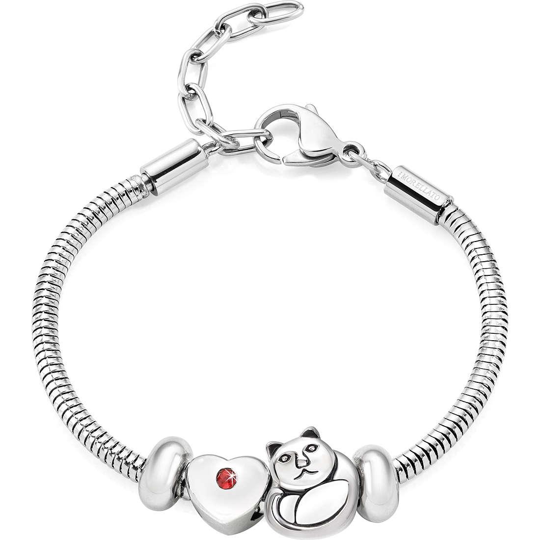 bracciale donna gioielli Morellato Drops SCZ533