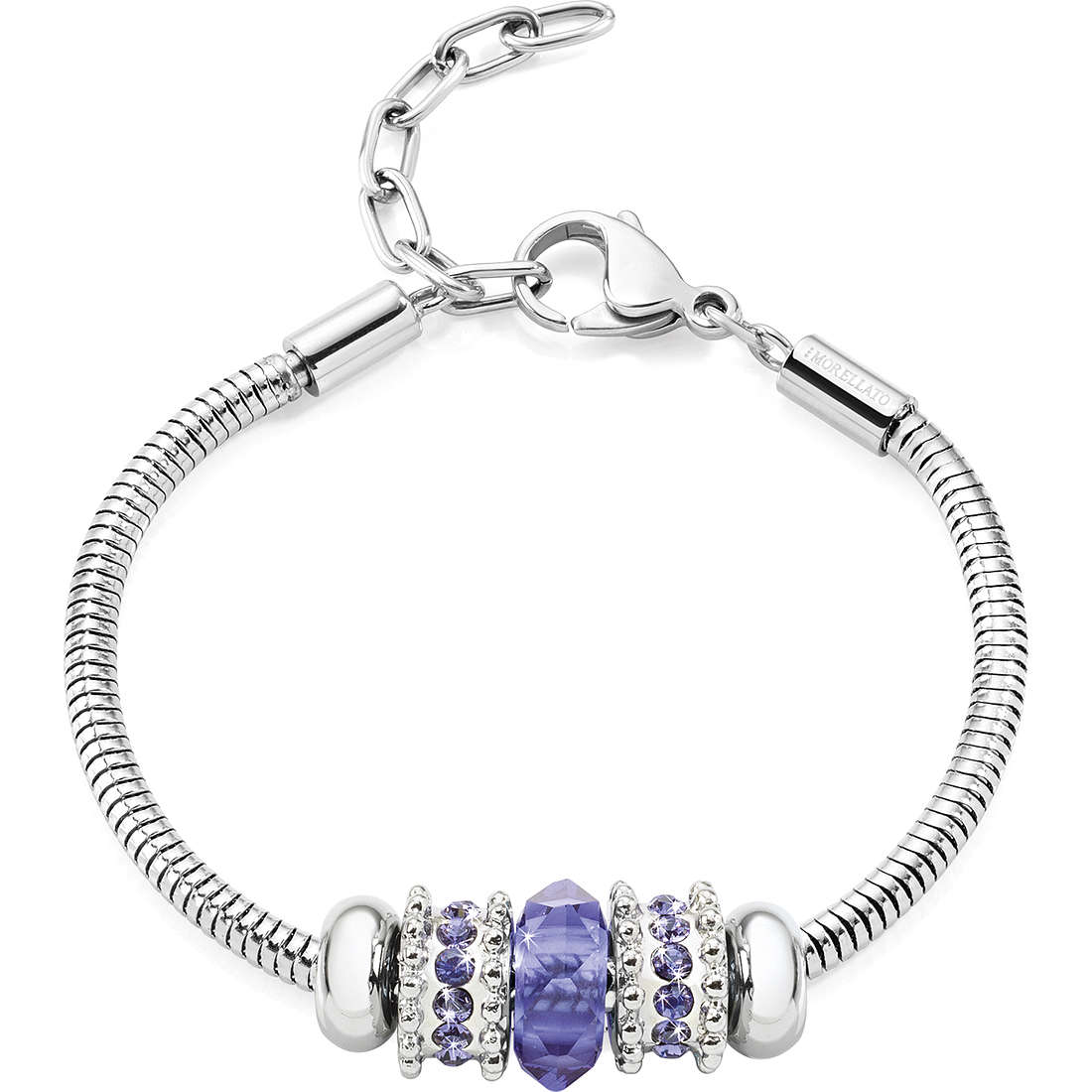 bracciale donna gioielli Morellato Drops SCZ536