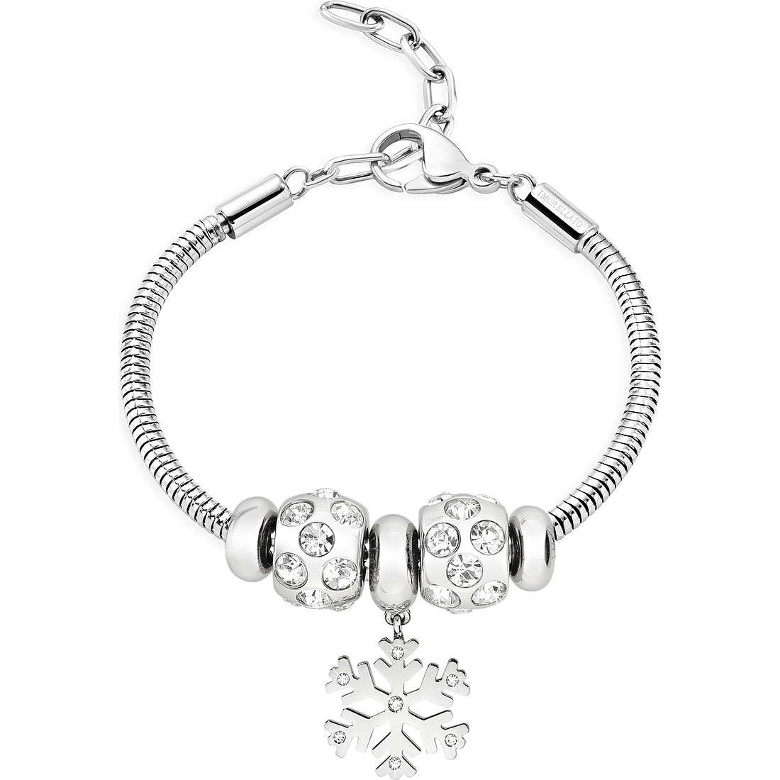 bracciale donna gioielli Morellato Drops SCZ576