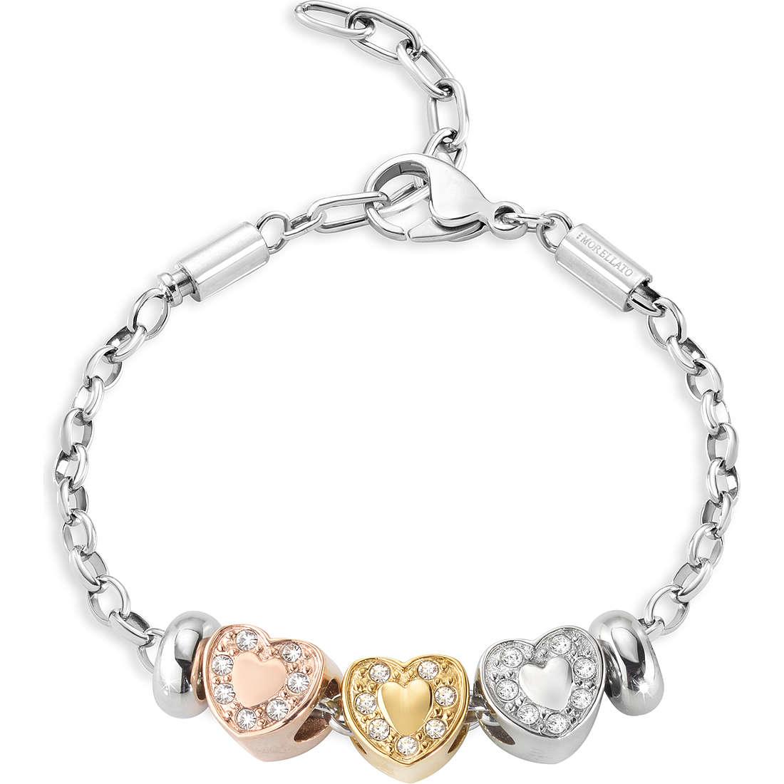 bracciale donna gioielli Morellato Drops SCZ622