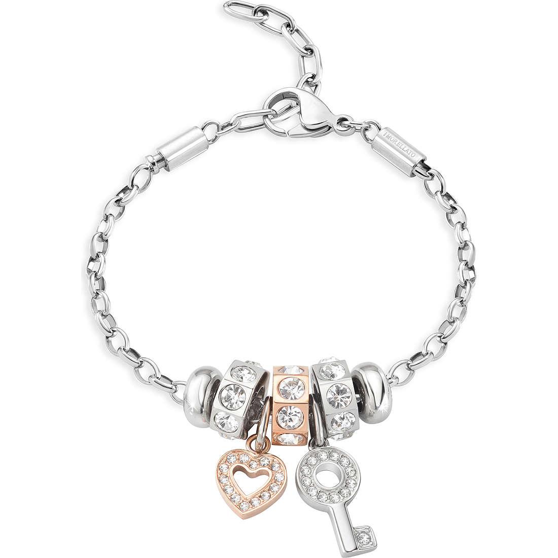 bracciale donna gioielli Morellato Drops SCZ624