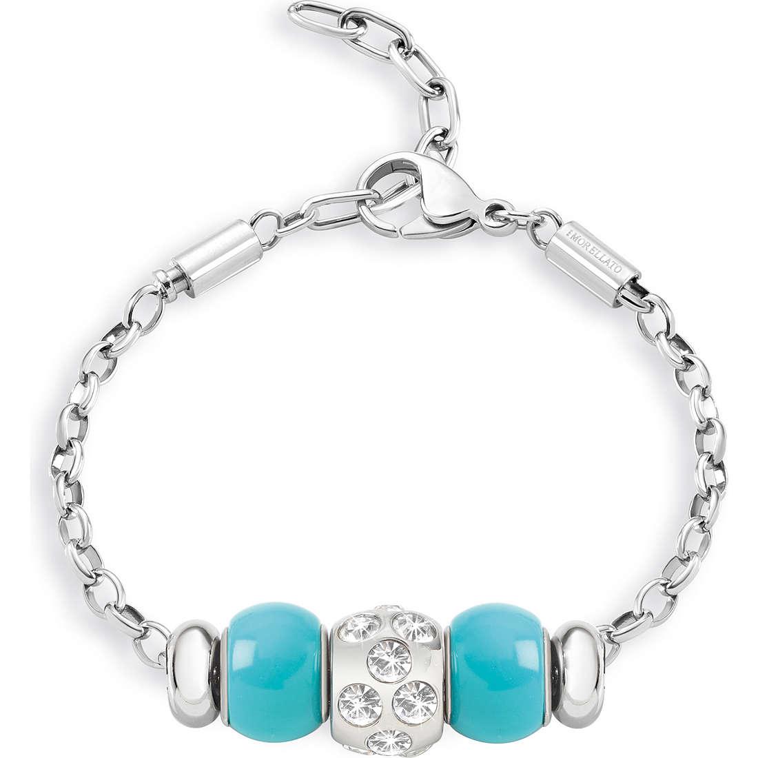 bracciale donna gioielli Morellato Drops SCZ630