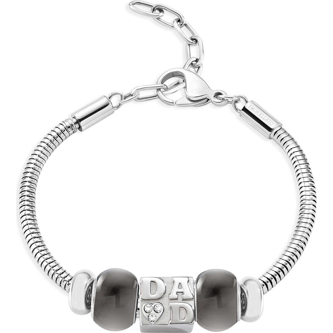 bracciale donna gioielli Morellato Drops SCZ634
