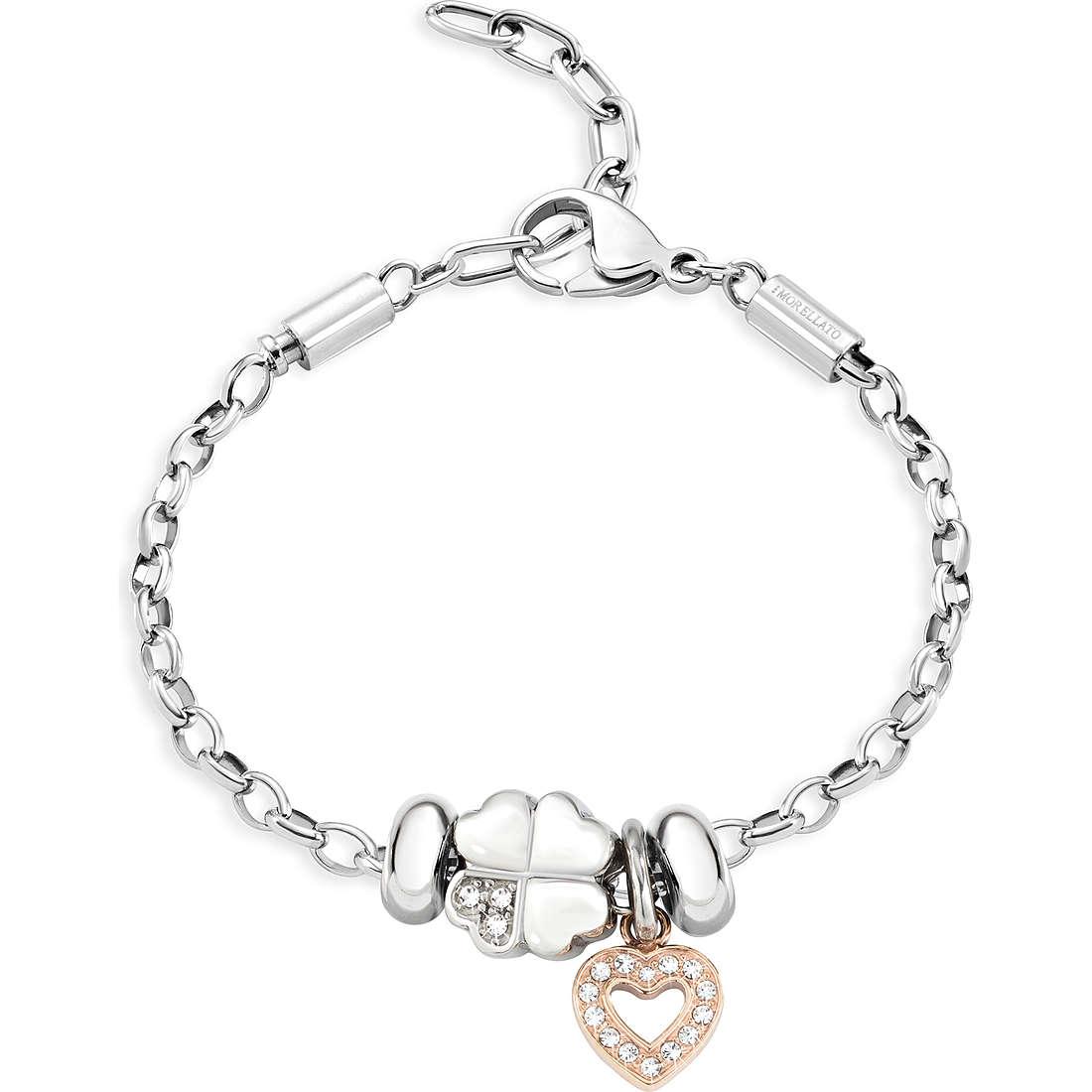 bracciale donna gioielli Morellato Drops SCZ678