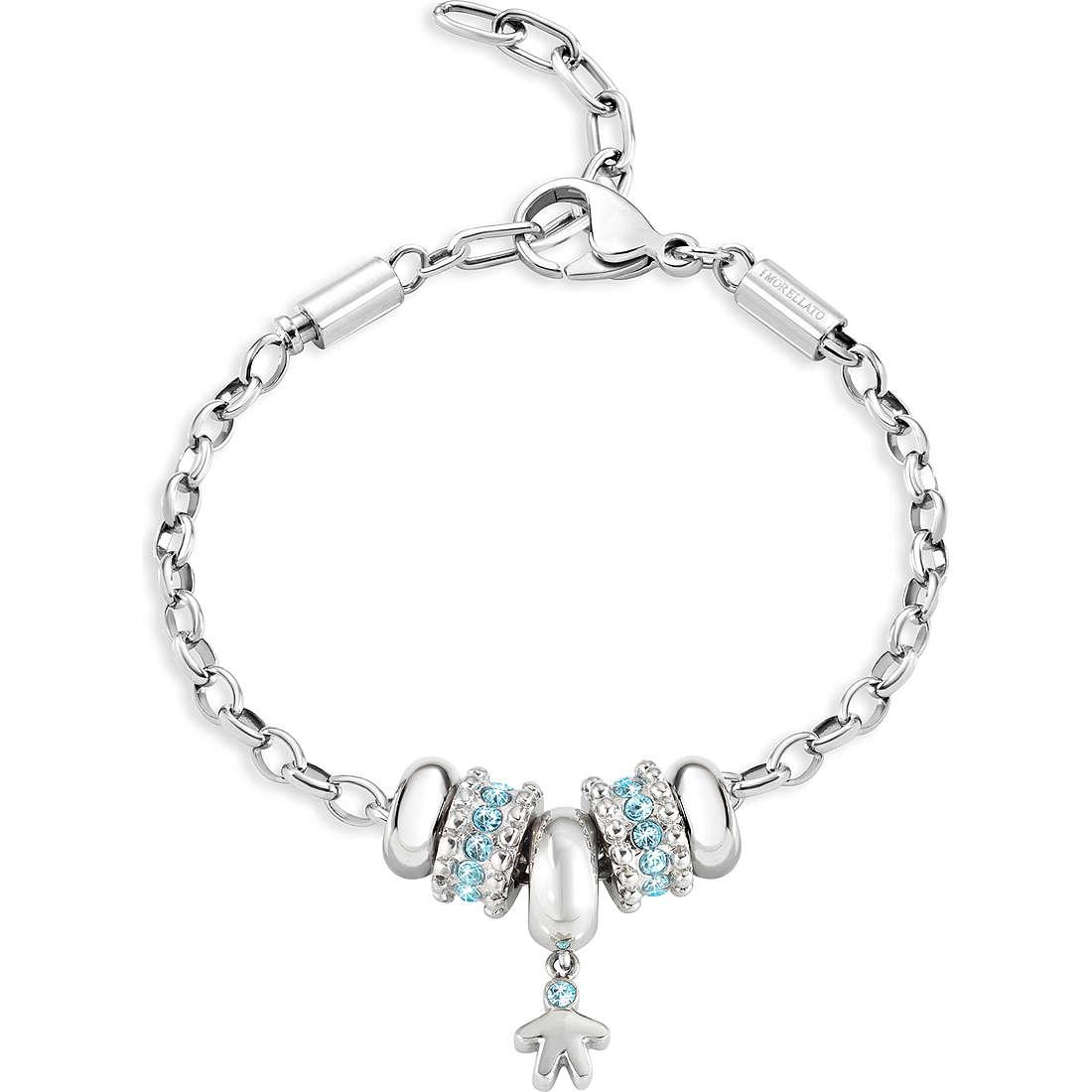 bracciale donna gioielli Morellato Drops SCZ682