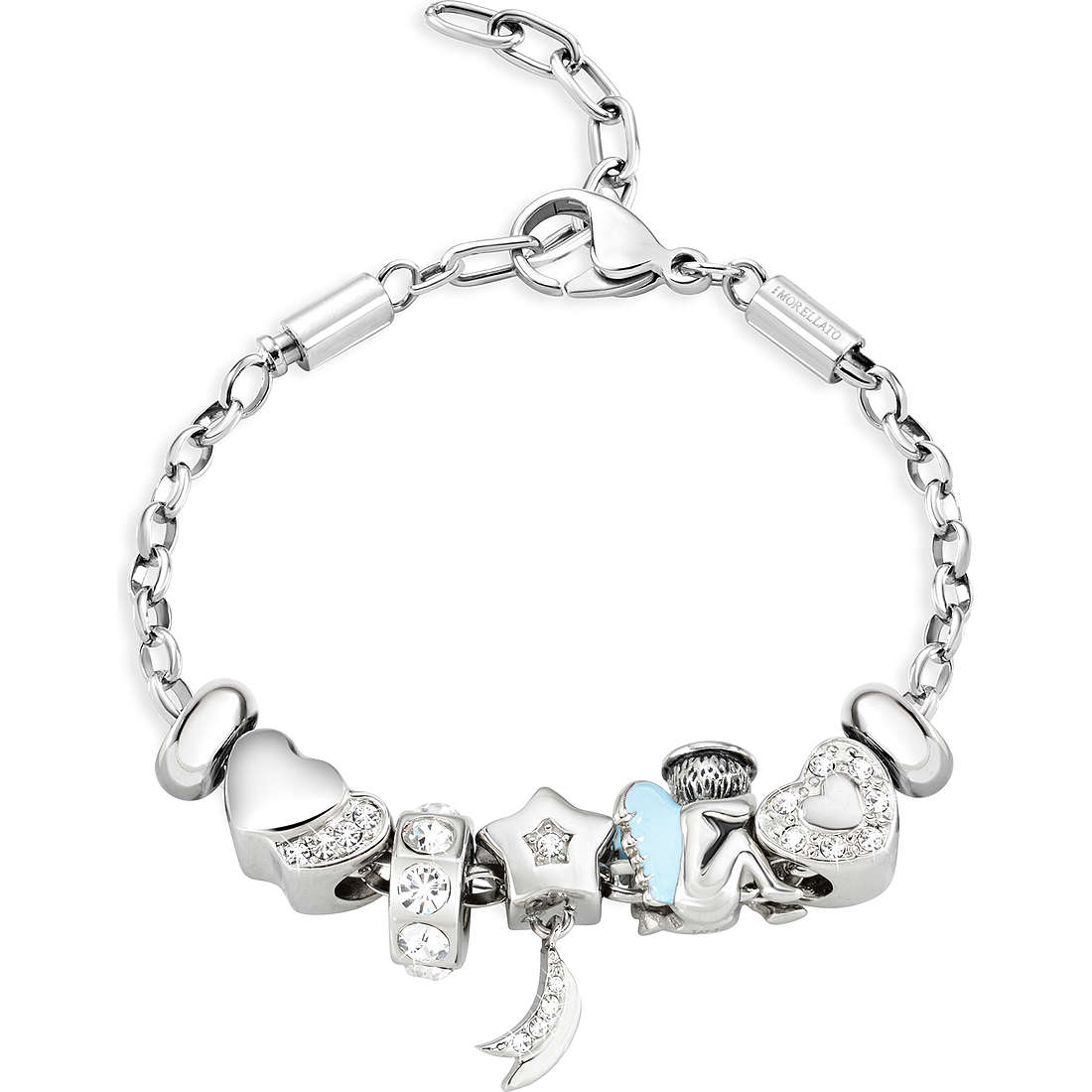 bracciale donna gioielli Morellato Drops SCZ688
