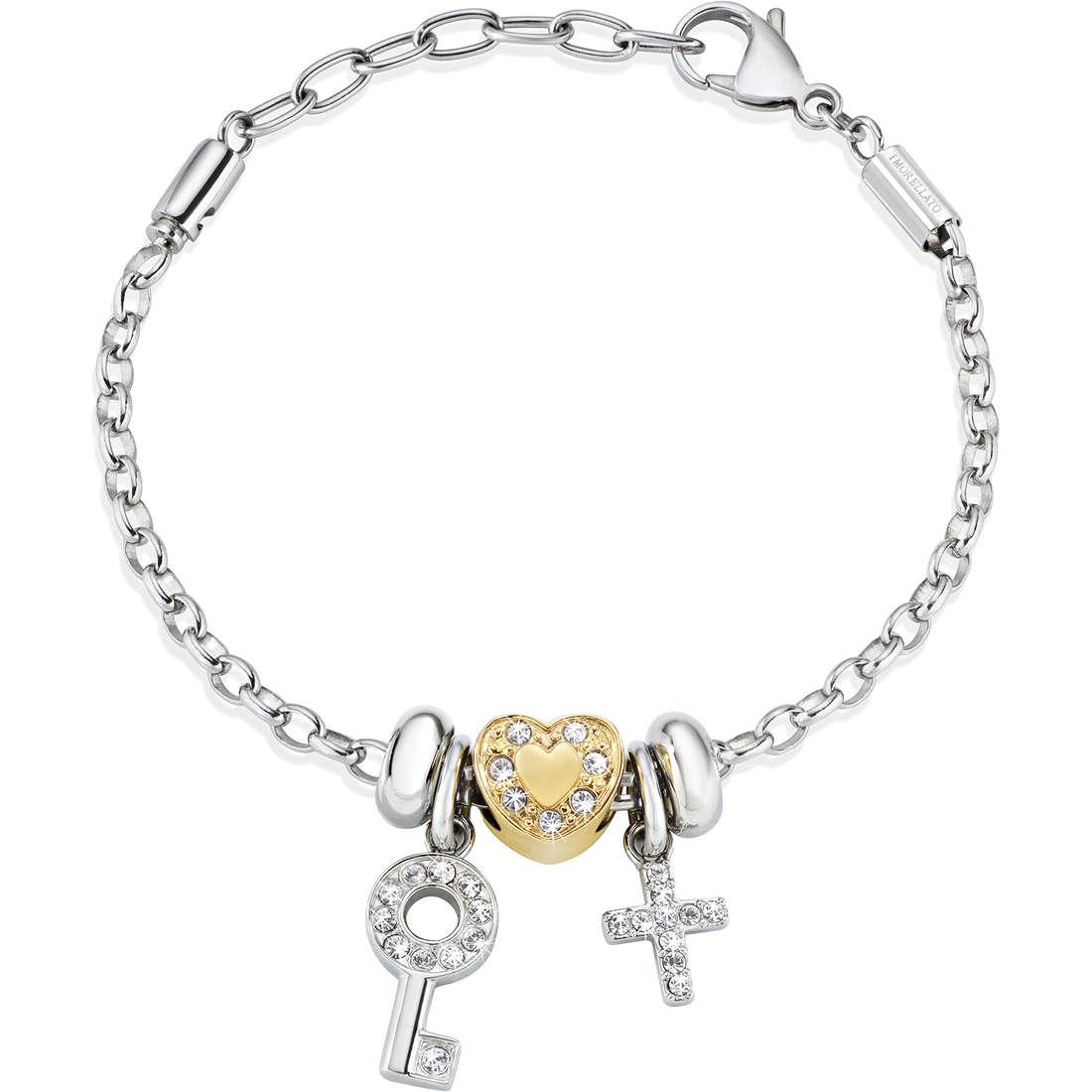 bracciale donna gioielli Morellato Drops SCZ717