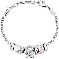 bracciale donna gioielli Morellato Drops SCZ718