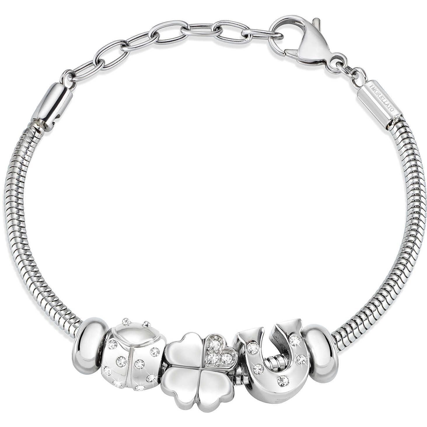 bracciale donna gioielli Morellato Drops SCZ731 bracciali Morellato 7d1dbf069fae