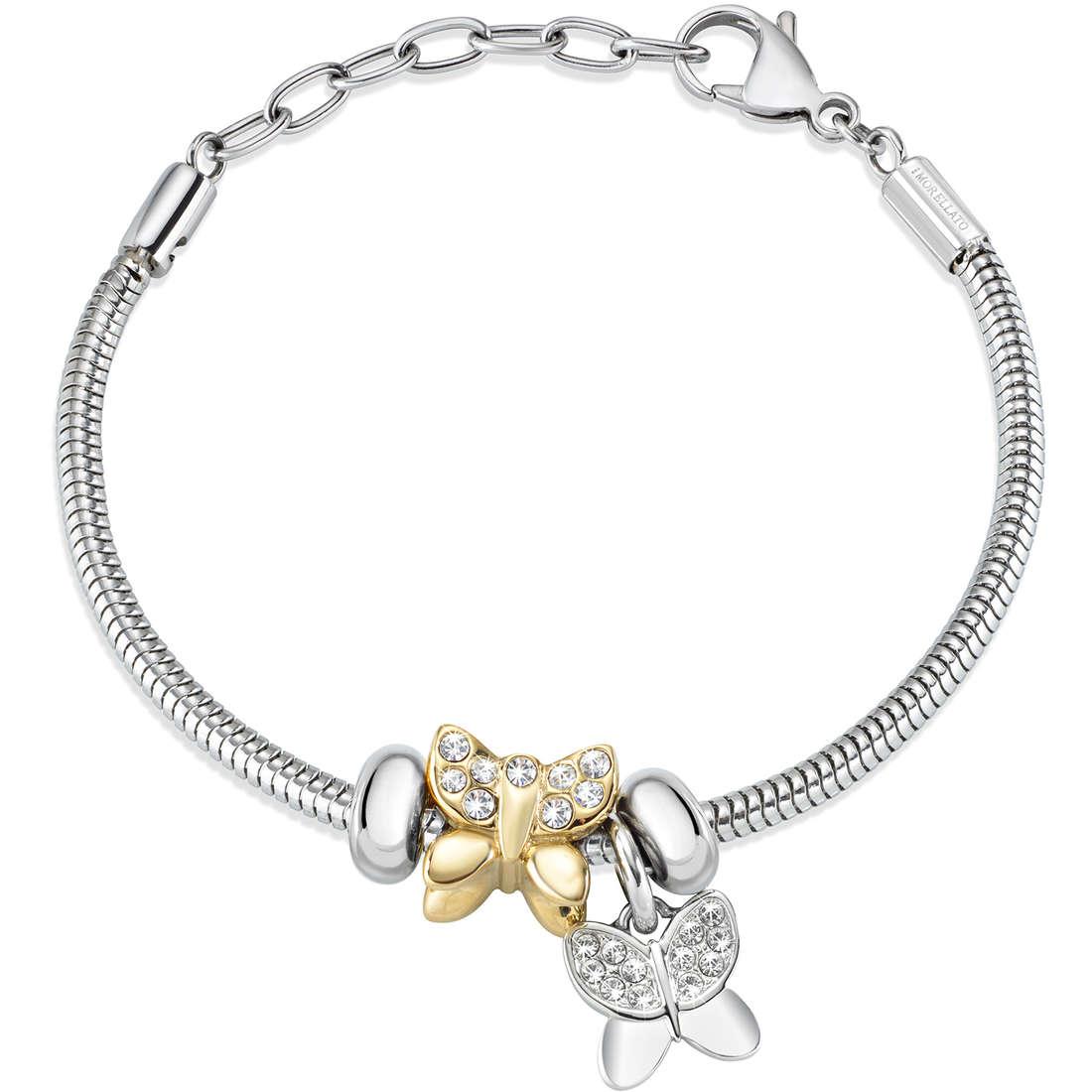 bracciale donna gioielli Morellato Drops SCZ735