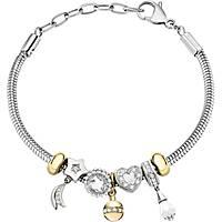 bracciale donna gioielli Morellato Drops SCZ793