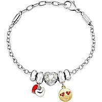 bracciale donna gioielli Morellato Drops SCZ897