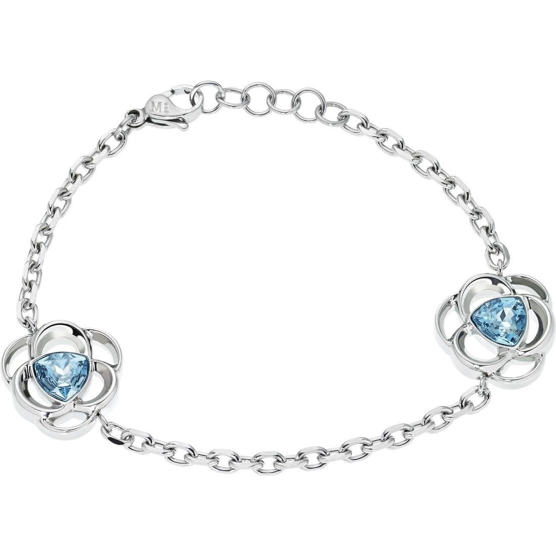 bracciale donna gioielli Morellato Fiordicielo SAGY04