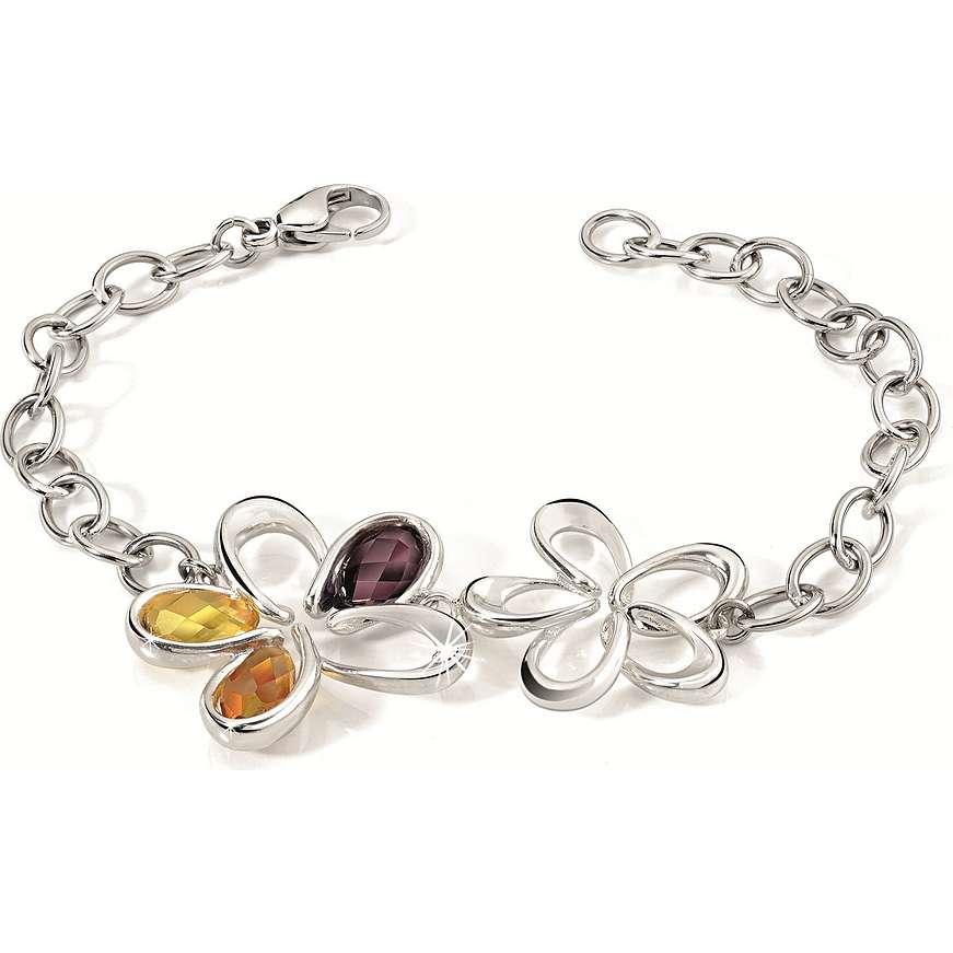 bracciale donna gioielli Morellato Fleur SIQ07