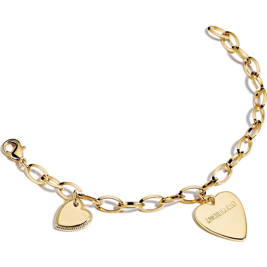 bracciale donna gioielli Morellato Heart SDY09