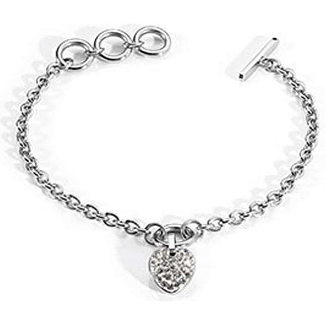 bracciale donna gioielli Morellato Heart SRN08