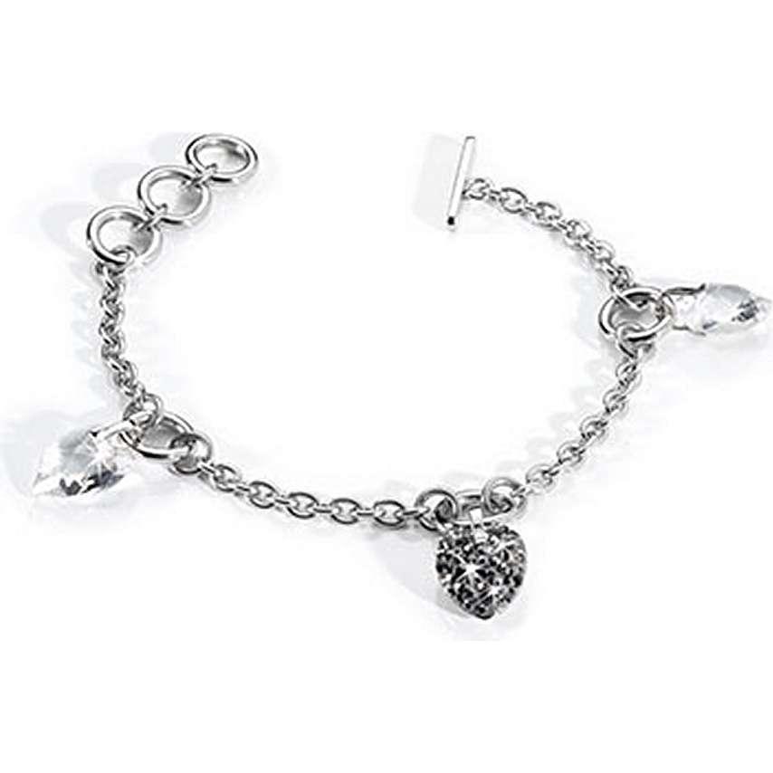 bracciale donna gioielli Morellato Heart SRN13