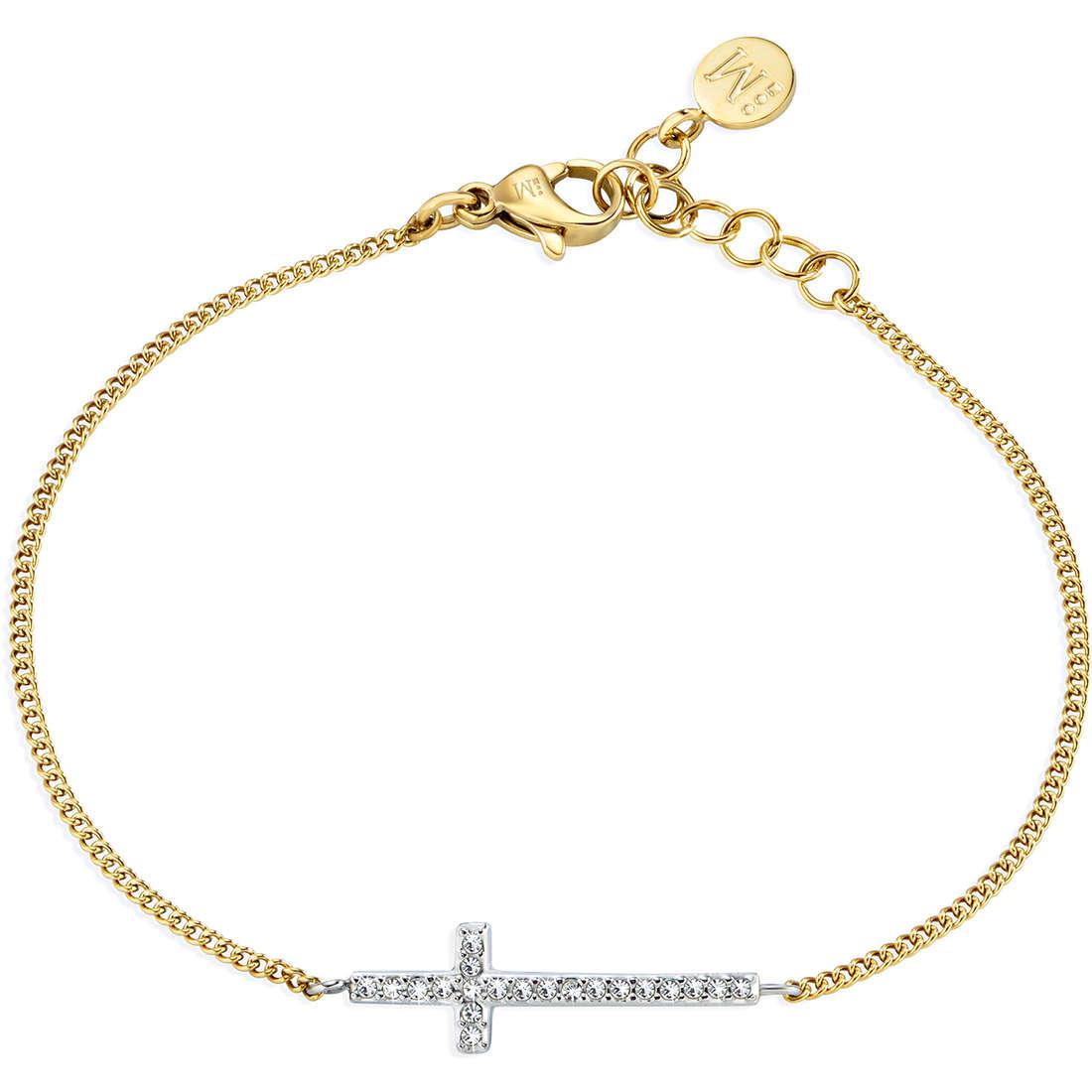 bracciale donna gioielli Morellato Mini SAGG03