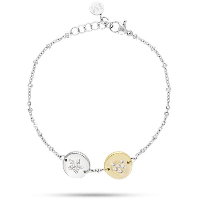 bracciale donna gioielli Morellato Monetine SAHQ07